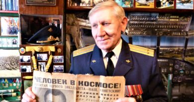 «Советская космическая слава», – это навсегда!