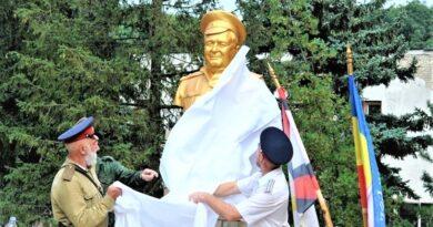 В память о командире казачьей бригады